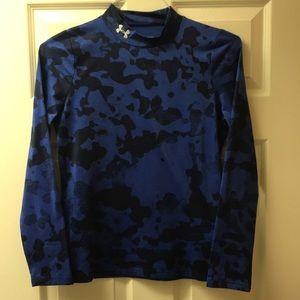 Under Armour Youth L/S Cold Gear Top